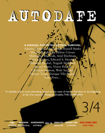 Autodafe 3/4 by International Parliament of Writers
