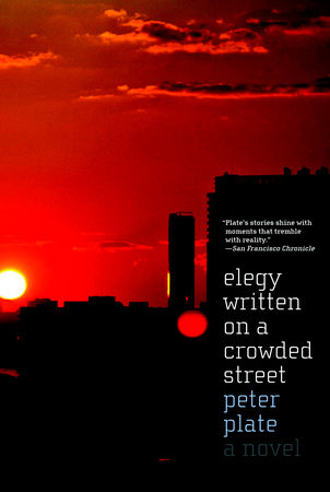 Elegy Written on a Crowded Street by Peter Plate