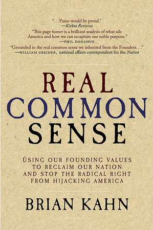 Real Common Sense by
