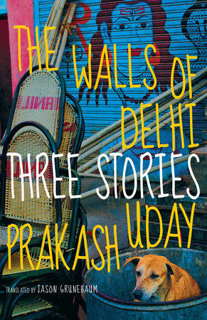 The Walls of Delhi by