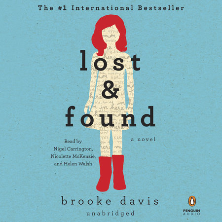 Lost & Found book cover