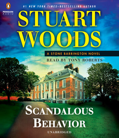 Scandalous Behavior book cover