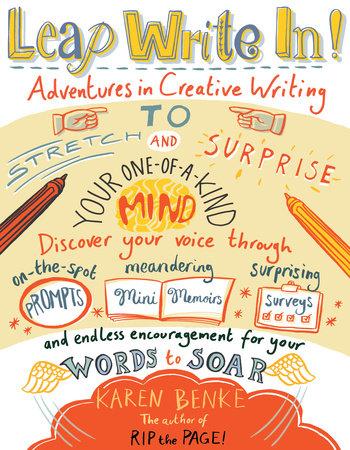 Leap Write In! by