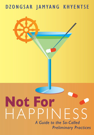 Not for Happiness by