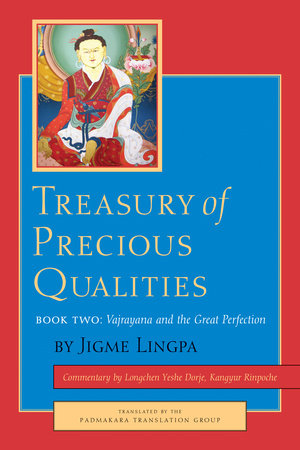 Treasury of Precious Qualities: Book Two by