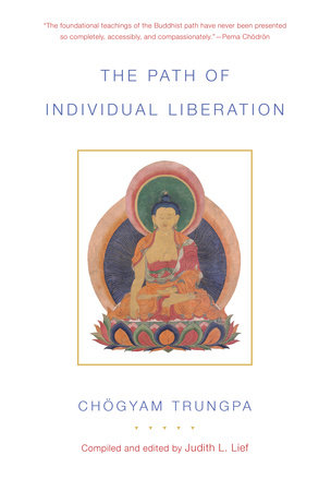 The Path of Individual Liberation by Chogyam Trungpa
