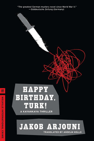 Happy Birthday, Turk! by