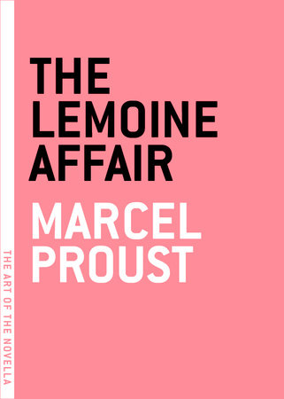 The Lemoine Affair by Marcel Proust