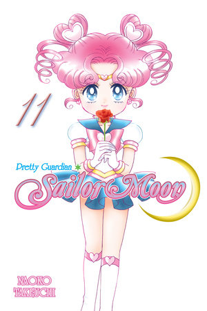 Sailor Moon 11 by Naoko Takeuchi