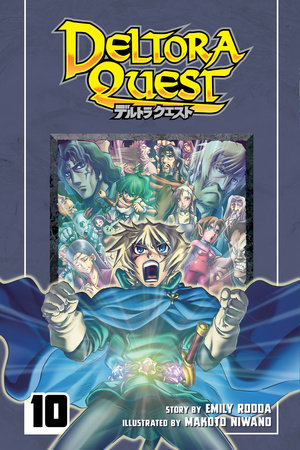 Deltora Quest 10 by Emily Rodda