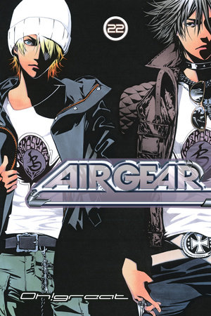 Air Gear 22 by