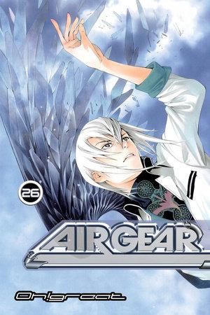 Air Gear 26 by