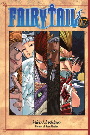 Fairy Tail 17 by