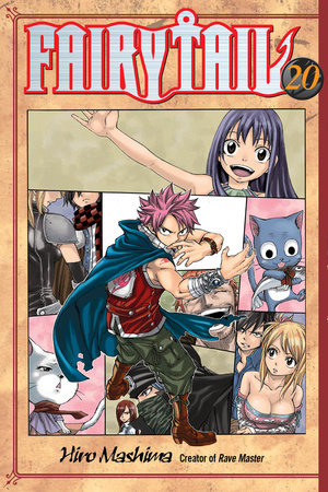 Fairy Tail 20 by Hiro Mashima
