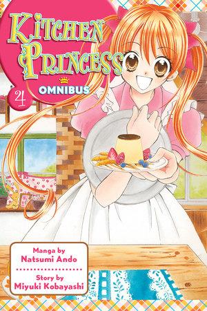 Kitchen Princess Omnibus 4 by