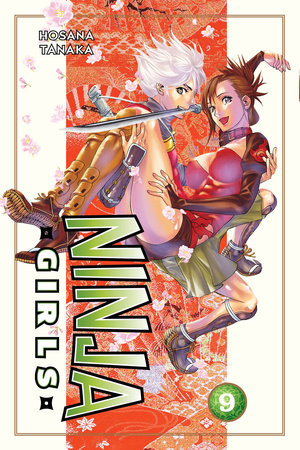 Ninja Girls 9 by