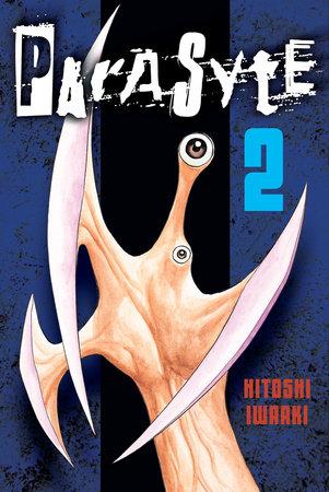 Parasyte 2 by Hitoshi Iwaaki