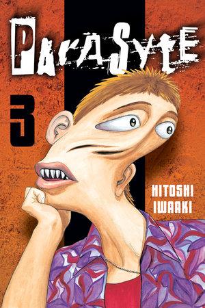 Parasyte 3 by Hitoshi Iwaaki