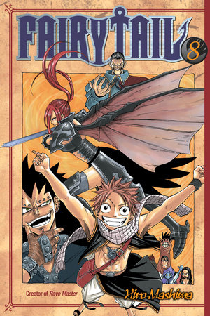 Fairy Tail 8 by