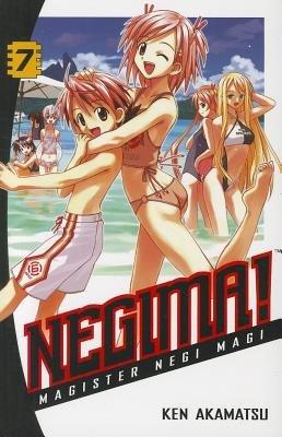 Negima! 7 by Ken Akamatsu