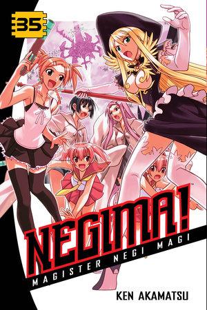 Negima! 35 by