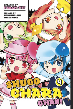 Shugo Chara Chan 4 by PEACH-PIT and Others