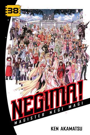 Negima! 38 by