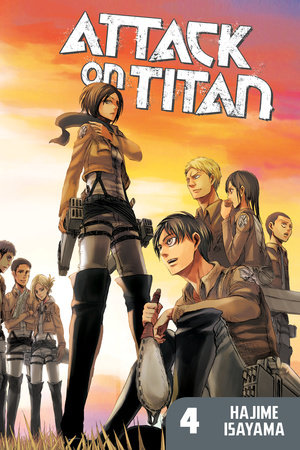 Attack on Titan 4 by
