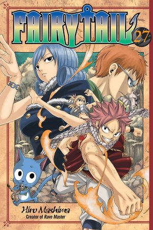 Fairy Tail 27 by