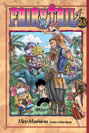 Fairy Tail 28 by Hiro Mashima