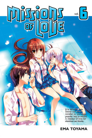 Missions of Love 6 by Ema Toyama