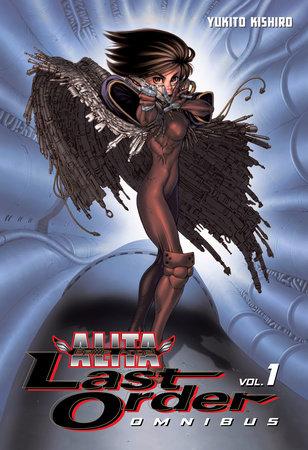 Battle Angel Alita: Last Order Omnibus 1 by
