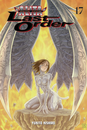 Battle Angel Alita: Last Order 17 by