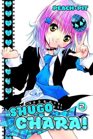 Shugo Chara 2 by Peach-Pit