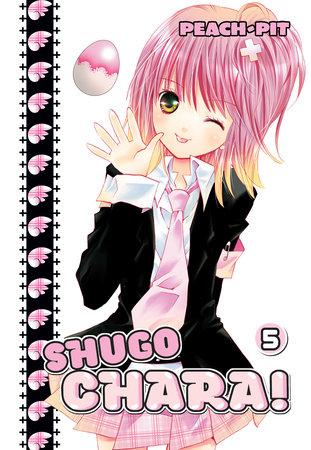 Shugo Chara 5 by Peach-Pit