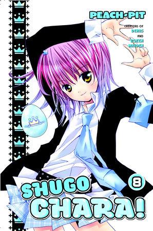 Shugo Chara 8 by