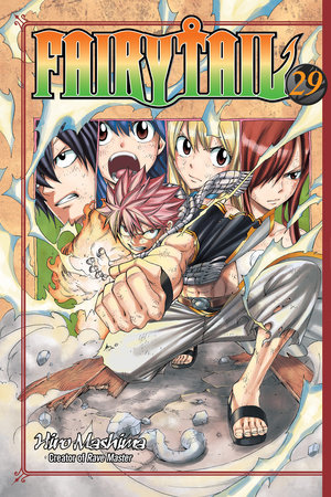Fairy Tail 29 by