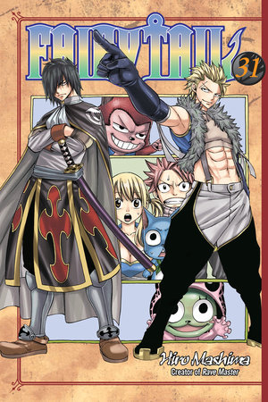 Fairy Tail 31 by