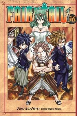 Fairy Tail 36
