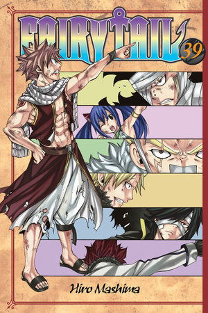 Fairy Tail 39 by