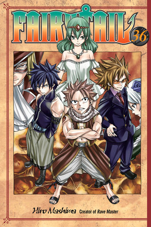Fairy Tail 36 by