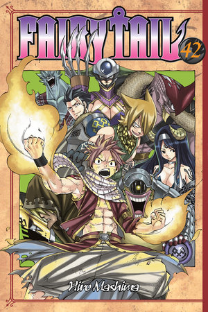 Fairy Tail 42 by Hiro Mashima