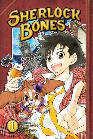 Sherlock Bones 1 by Yuma Ando