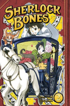 Sherlock Bones 2 by