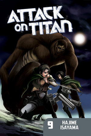 Attack on Titan 9 by