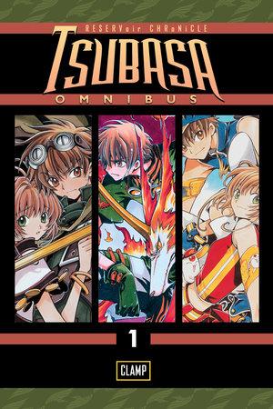 Tsubasa Omnibus 1 by