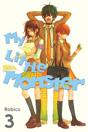 My Little Monster 3 by Robico