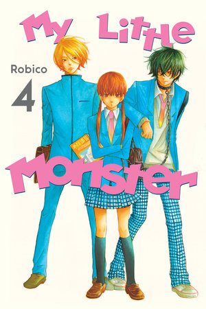 My Little Monster 4 by Robico