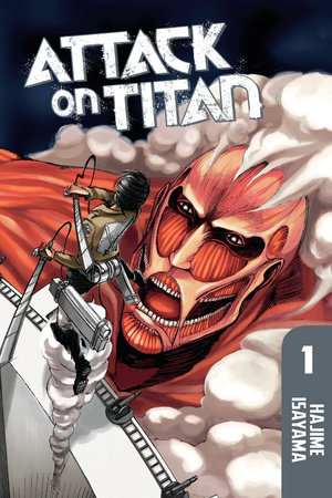 Attack on Titan 1 by