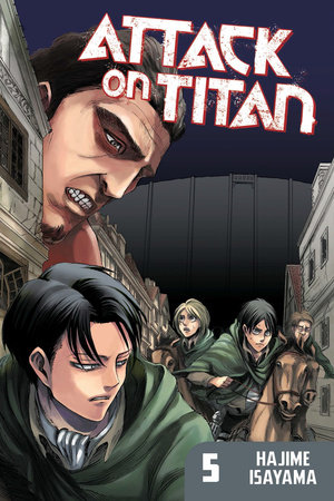 Attack on Titan 5 by